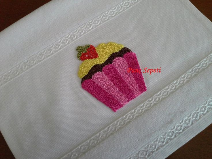 Panç Nakışı Punch Needle Embroidery