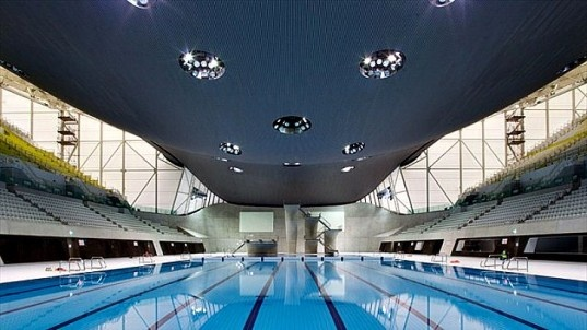 London Olympics - Aquatics Centre