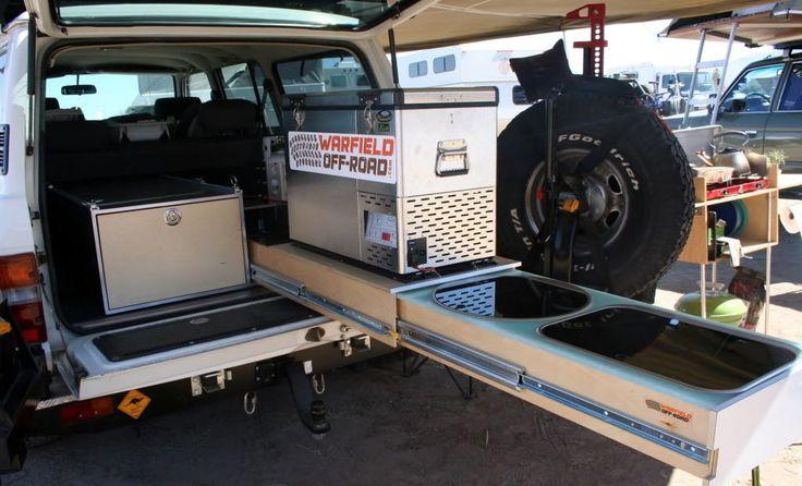 12v Fridges Sliding Bases And Storage Boxes Expedition