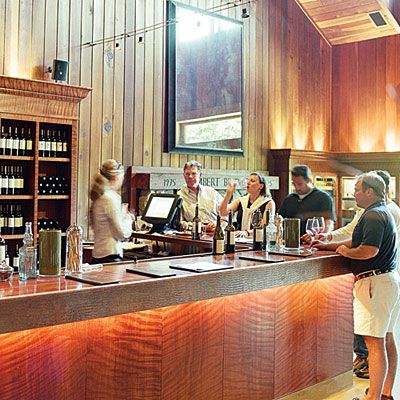 Travel And Leisure Best Designed Wineries