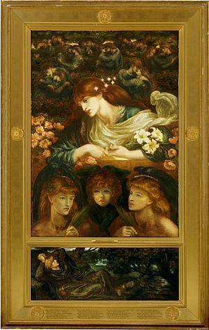 Tragic Lovers • Pre-Raphaelite Sisterhood