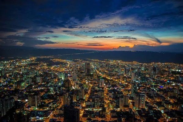 Bucaramanga Santander Colombia Foto Oscar Piscioti