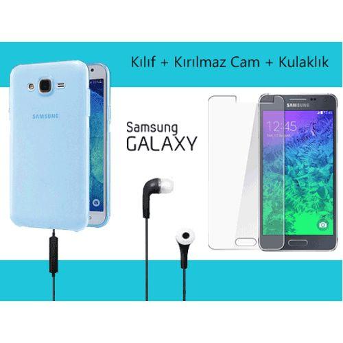 Samsung S6 Mavi̇ Silikon Kılıf  Kırılmaz Cam kulaklık 21,00 TL ve ücretsiz kargo ile n11.com'da! Kılıf fiyatı Telefon