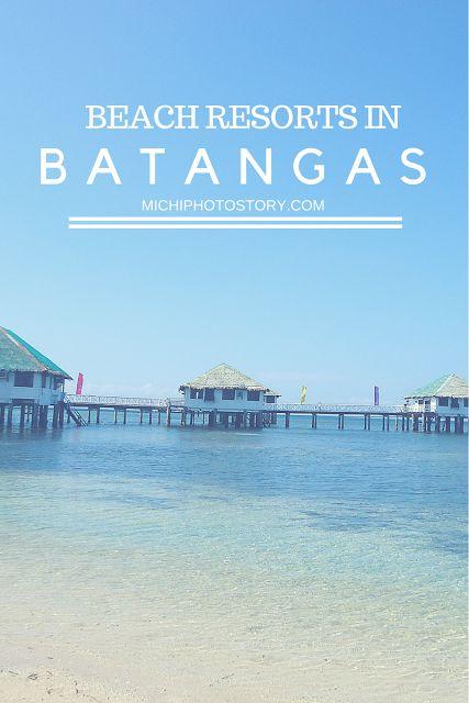 Soak up the Sun at Batangas Resort. List of Beach Resorts in Batangas Philippines.  Beach | Resorts in Batangas | Family Friendly Resort