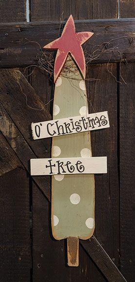 KP Creek Gifts - O Christmas Tree