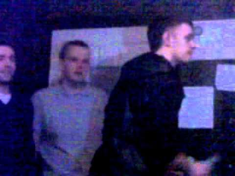 Grant Conway Drunk Playing Darts First to 5 in Doubles Tournament (2011)