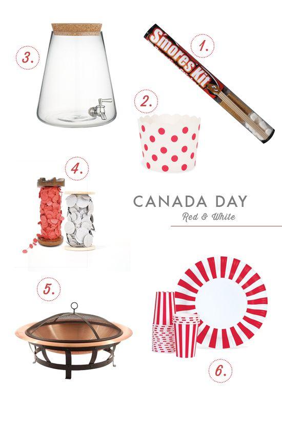 Canada Day | Polkadot Prints