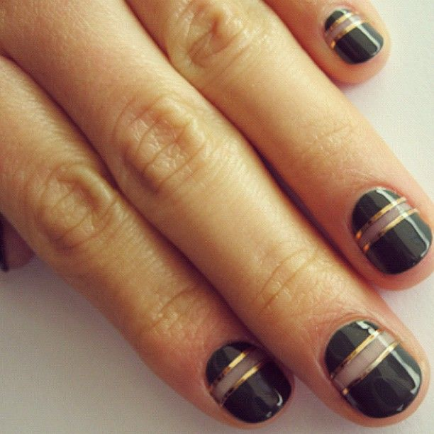 This is one nail design I may actually try.