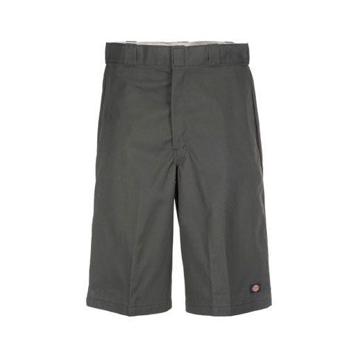 Dickies 13 Inch Short Olive Green