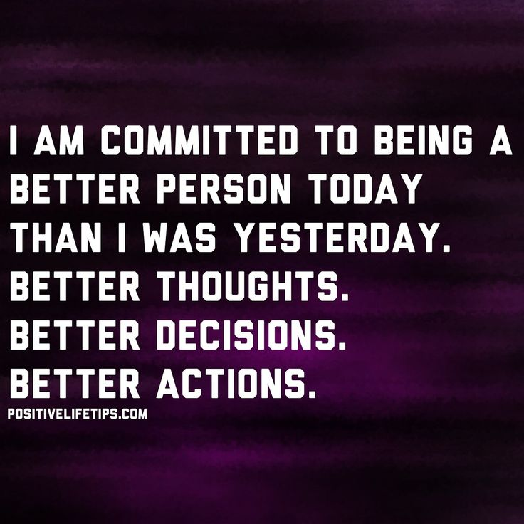 Better Person Quotes Daily Inspiration Quotes