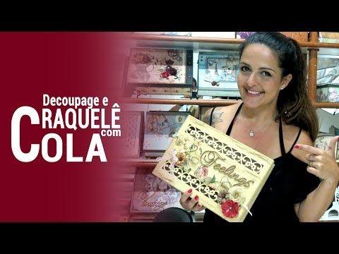 Tutorial 2 - PARTE 2- Passo a passo MAXI COLAR DE COLAGENS - YouTube