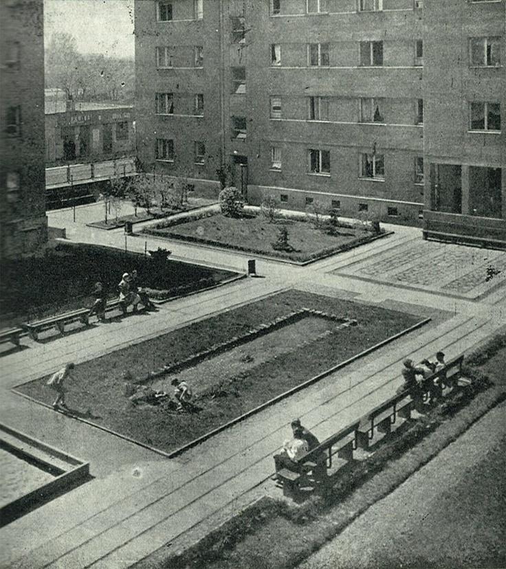 Warsaw, ca. 1932