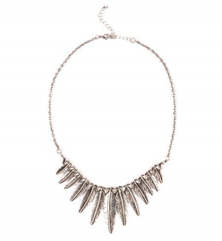 Collier à plumes tribal #Primark