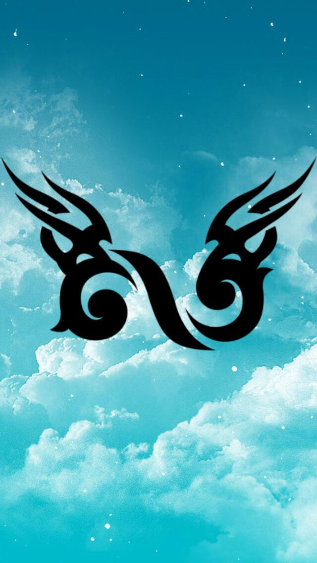 #Infinite #kpop #wallpaper #wings #blue #sky