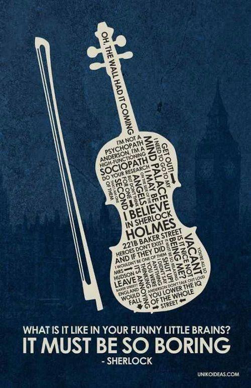 BBC Sherlock Gallery