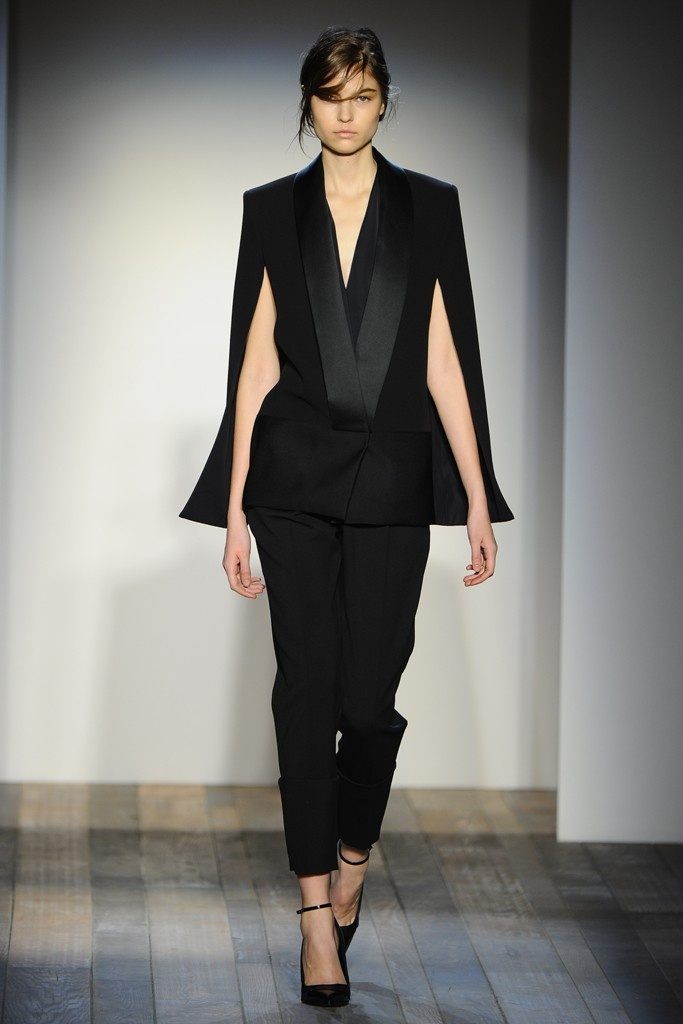 Victoria Beckham RTW Fall 2013 - Slideshow - Runway, Fashion Week, Reviews and Slideshows - WWD.com