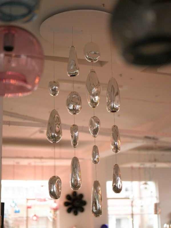 Mercury Drips of Glass @ Mark Douglass Design