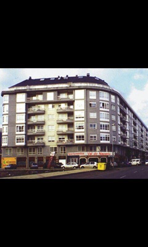 Apartamentos O Val do Naseiro....Viveiro Lugo Marzo 2003