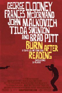 Burn After Reading (2008) (Comedy, Crime, Drama)
