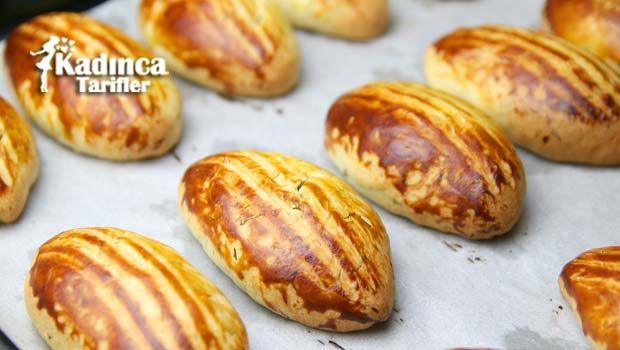 Dereotlu Pastane Poğaçası Tarifi | Kadınca Tarifler | Kolay ve Nefis Yemek Tarifleri Sitesi - Oktay Usta