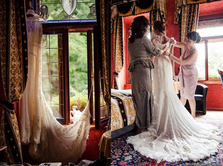 wedding dress in prague Wedding in Prague