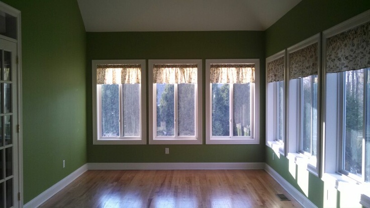 17 Best Images About Benjamin Moore Green Thumb On