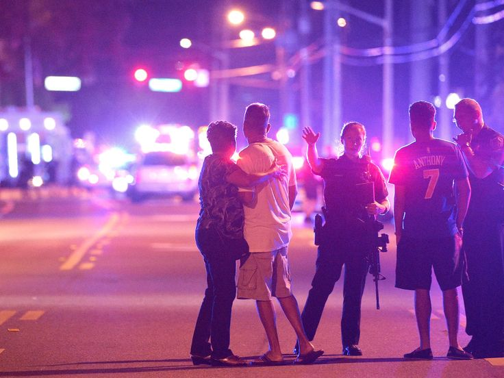 Police say releasing the names of officers who responded to the biggest mass shooting in US history was a mistake