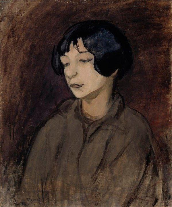 "Ellen Thesleff ""Italian Girl"" 1925"