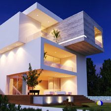 Best Modern Exterior Houses Images On Pinterest Modern