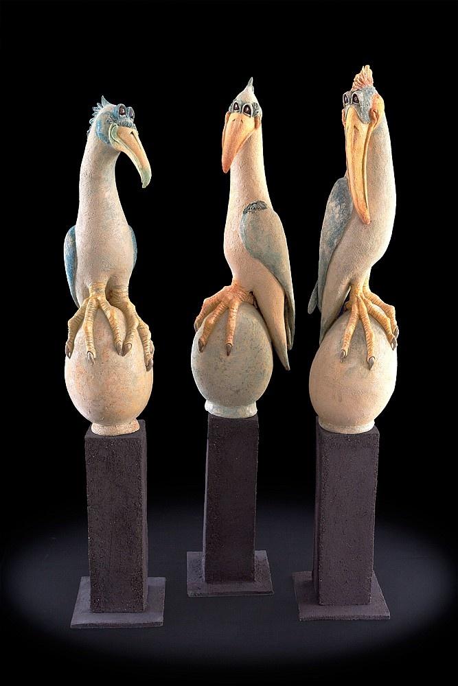 De drie vogels