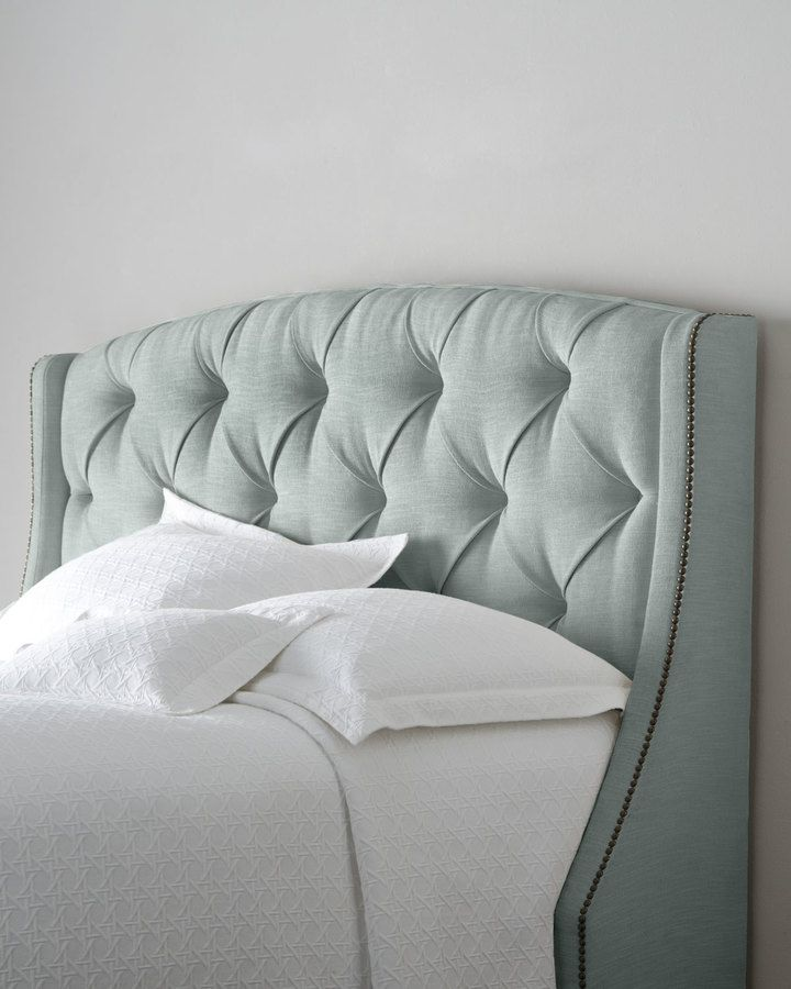 Mejores 85 imágenes de Bedrooms en Pinterest | Cabeceros tapizados ...