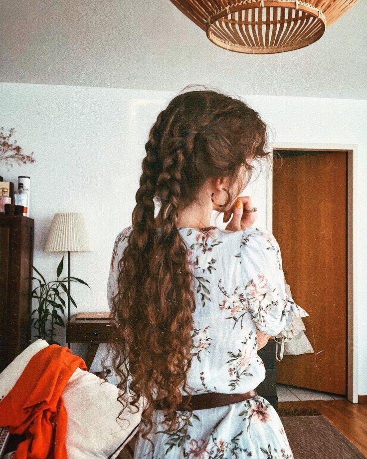 "AYLA. on Instagram: ""half braids are my fave?"" AYLA. on Instagram: ""half braids are my fave?"""