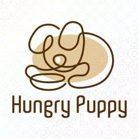 Hungry Puppy logo