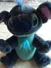 Genuine, Original Disney Store Stitch Plush 14 Inch Stitch As A Dog