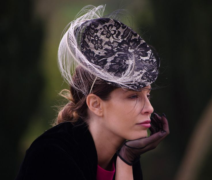 17 Best images about Headpieces & Lace on Pinterest ...