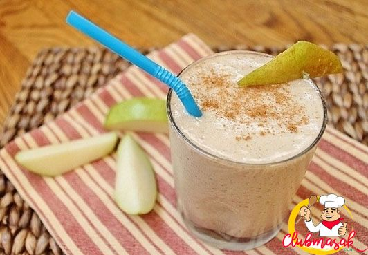 Resep Hidangan Buah Cinnamon Fruit Smoothie, Resep Minuman Untuk Diet, Club Masak