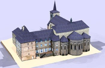 Saint André de Meymac