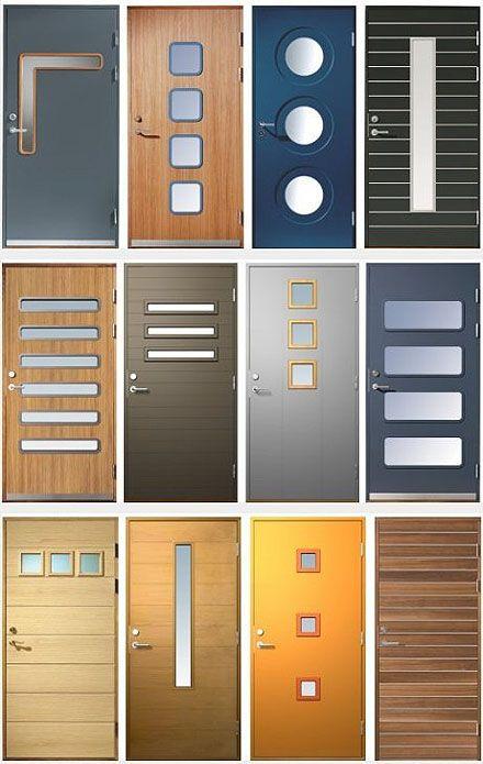 M s de 25 ideas fant sticas sobre puertas de aluminio en - Puertas para exteriores de casas ...