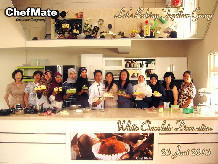 ChefMate Demo with Let's Baking Together group gathering