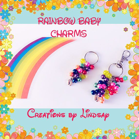 Rainbow Baby Charms Angel Baby Gifts New Mummy Gifts