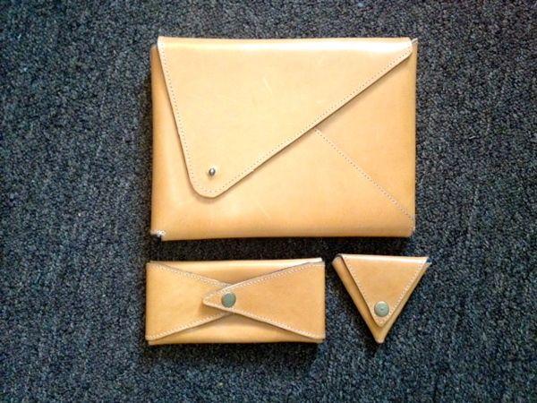 Origami by Sarah Smith, via Behance
