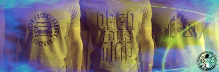 Diseño para Portada de Tienda de Camisetas Online #tiendaonline #camisetas #graphicdesign #graphic #inspiration #clothing #design #diseño #illustatrion #digitalart