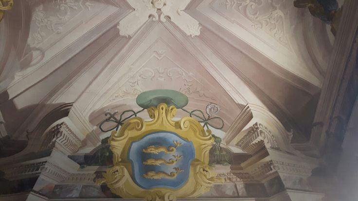 Stemma Dolfin. Palazzo Patriarcale di Udine