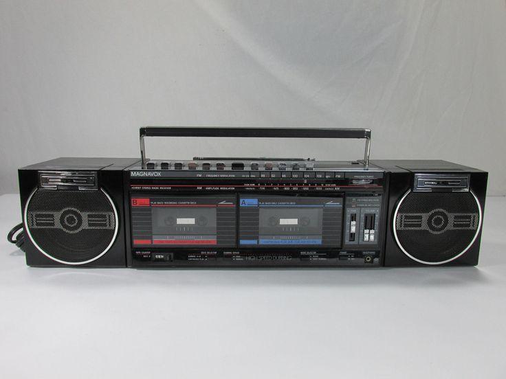Vintage magnavox 1500 receiver