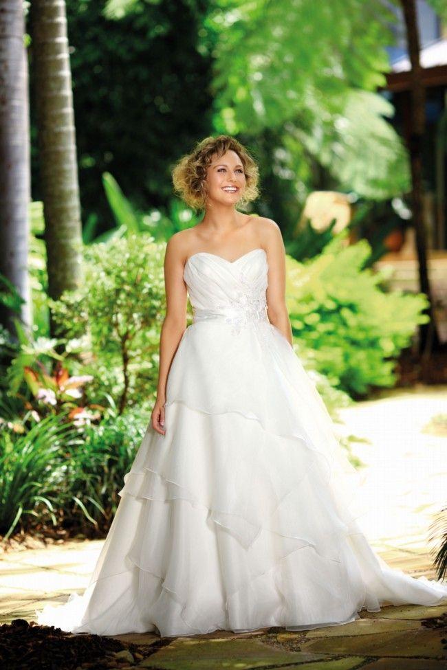 Wendy Makin Bella Donna, Luella, Size 10 Wedding Dress For Sale | Still White Australia