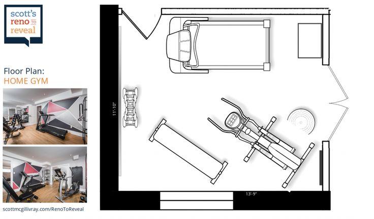R2R Gym Floor Plan