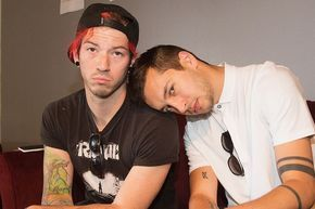 Twenty One Pilots Quiz: How Well Do You Know The Duo? - Fuse