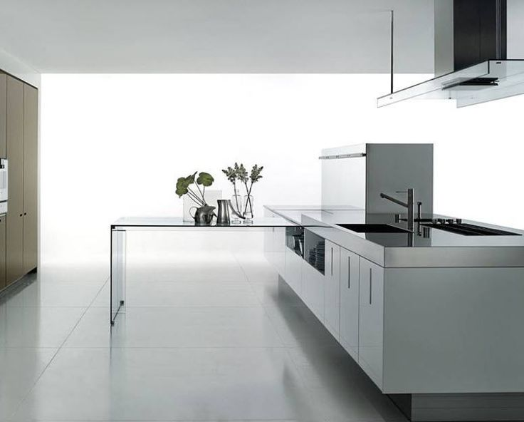 contemporary solid wood corian kitchen zone by piero lissoni boffi - Boffi Kuchen Preise
