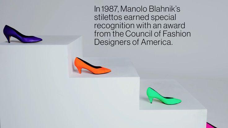 マノロが80年代を席巻ヒールのトレンド100年の歴史