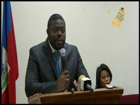 Haiti News - Seremoni enstalasyon nouvo Direkte Jénéral Ministè Touris Andy Durosier.